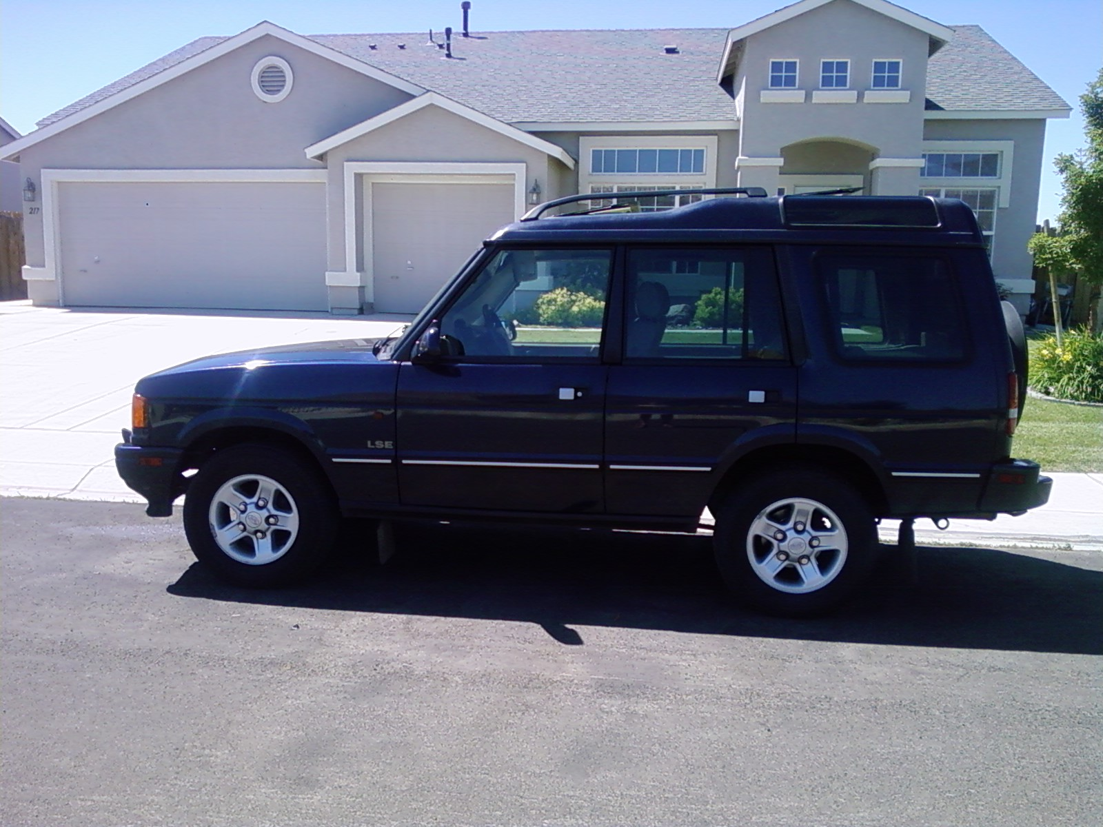 1998 Land Rover Discovery #19