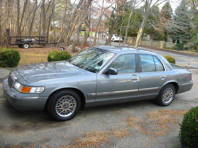 1998 Mercury Grand Marquis #19