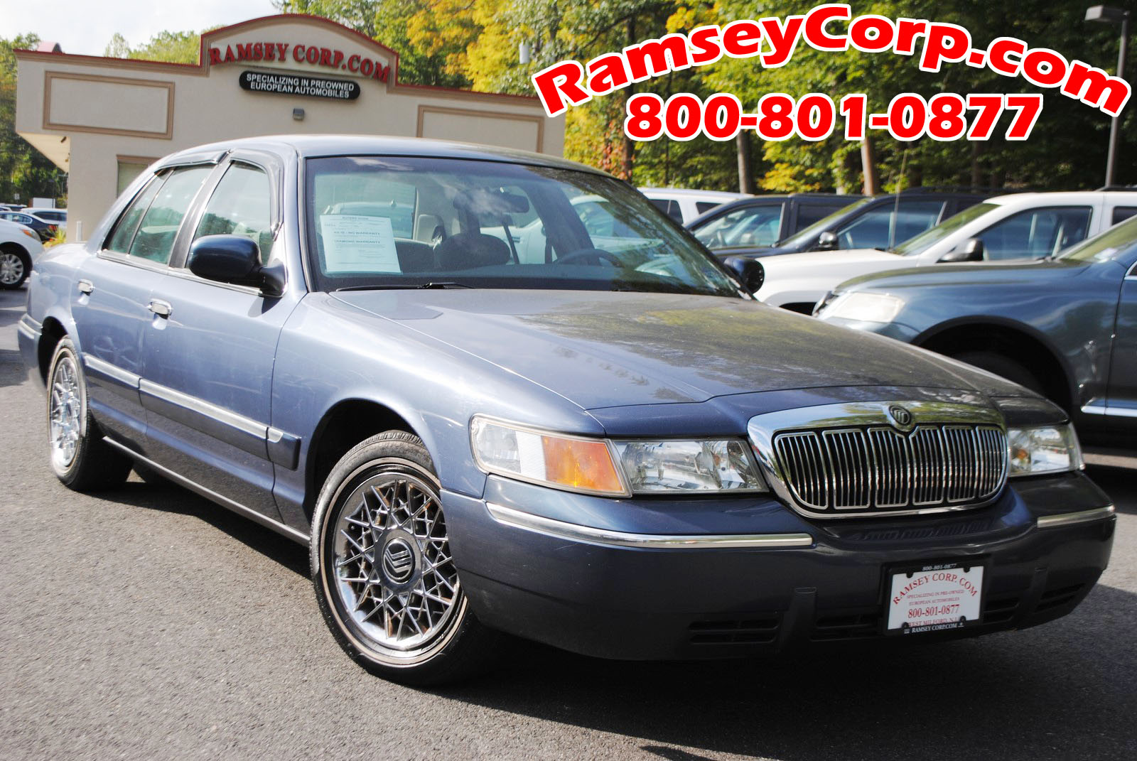 1998 Mercury Grand Marquis #25