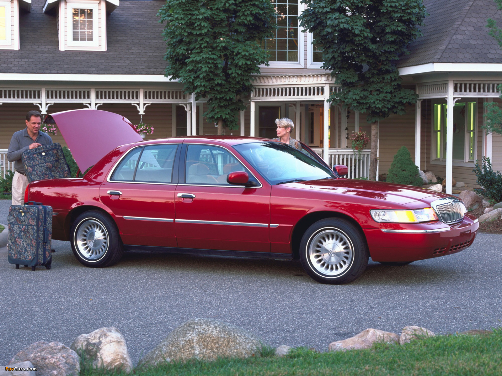 1998 Mercury Grand Marquis #22