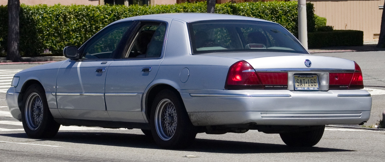 1998 Mercury Grand Marquis #21
