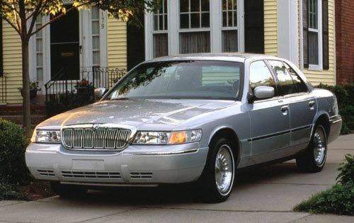 1998 Mercury Grand Marquis #20