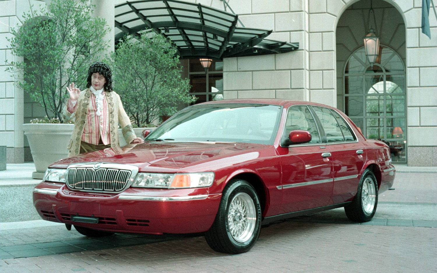 1998 Mercury Grand Marquis #26