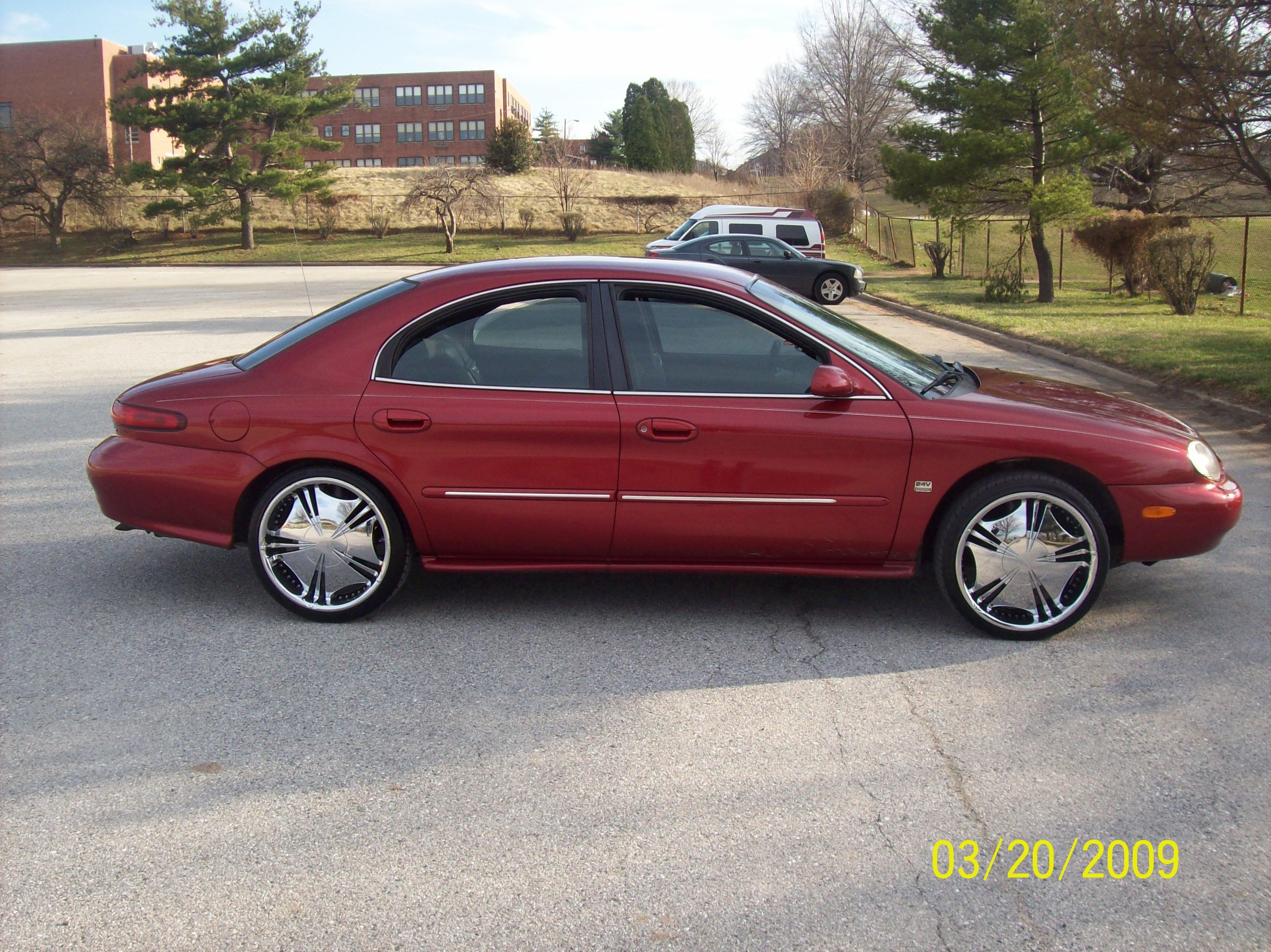 1998 Mercury Sable #19