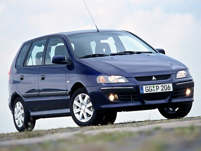 1998 Mitsubishi Space Star #14