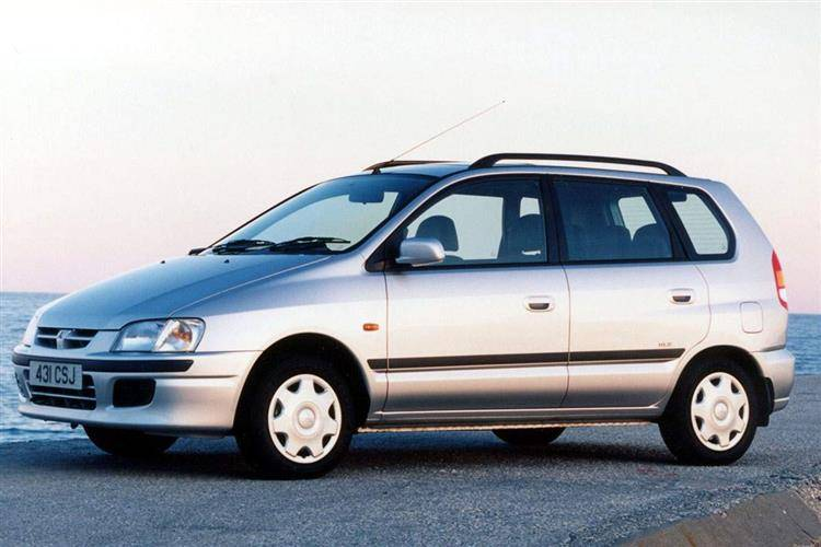 1998 Mitsubishi Space Star #15