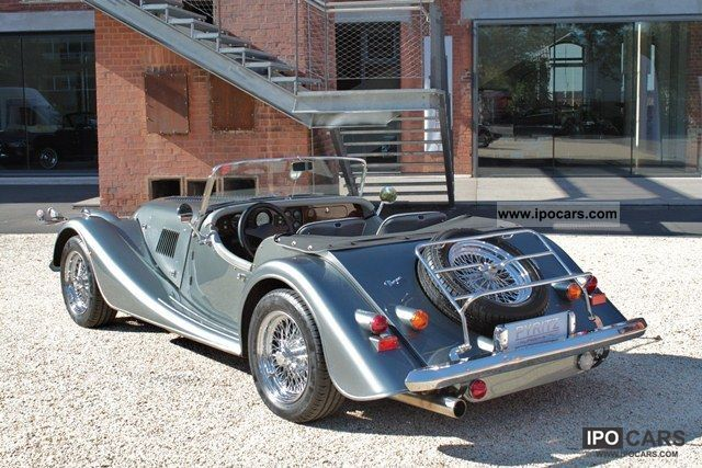 1998 Morgan Plus 4 #18