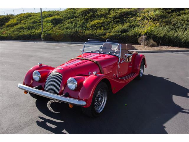1998 Morgan Plus 4 #16