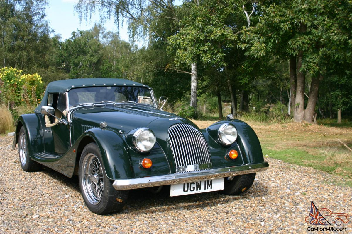 1998 Morgan Plus 4 #19