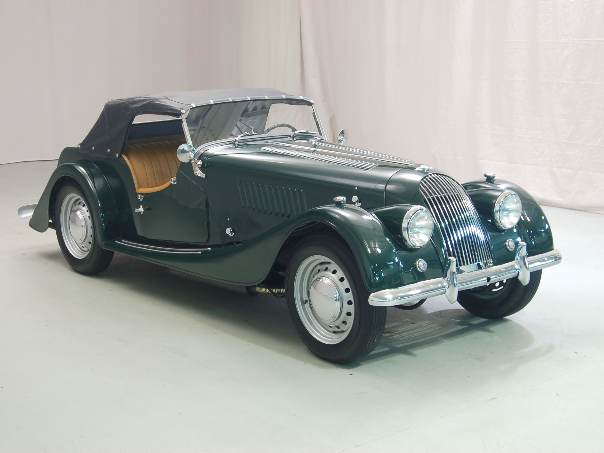 1998 Morgan Plus 4 #13