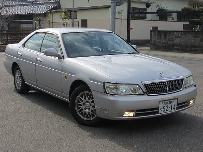 1998 Nissan Laurel #18