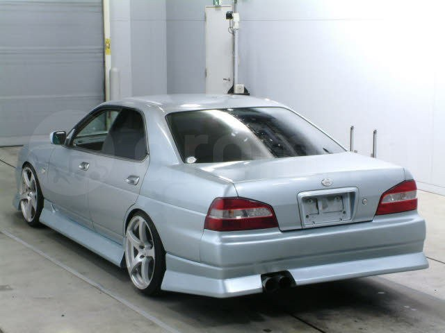 1998 Nissan Laurel #17