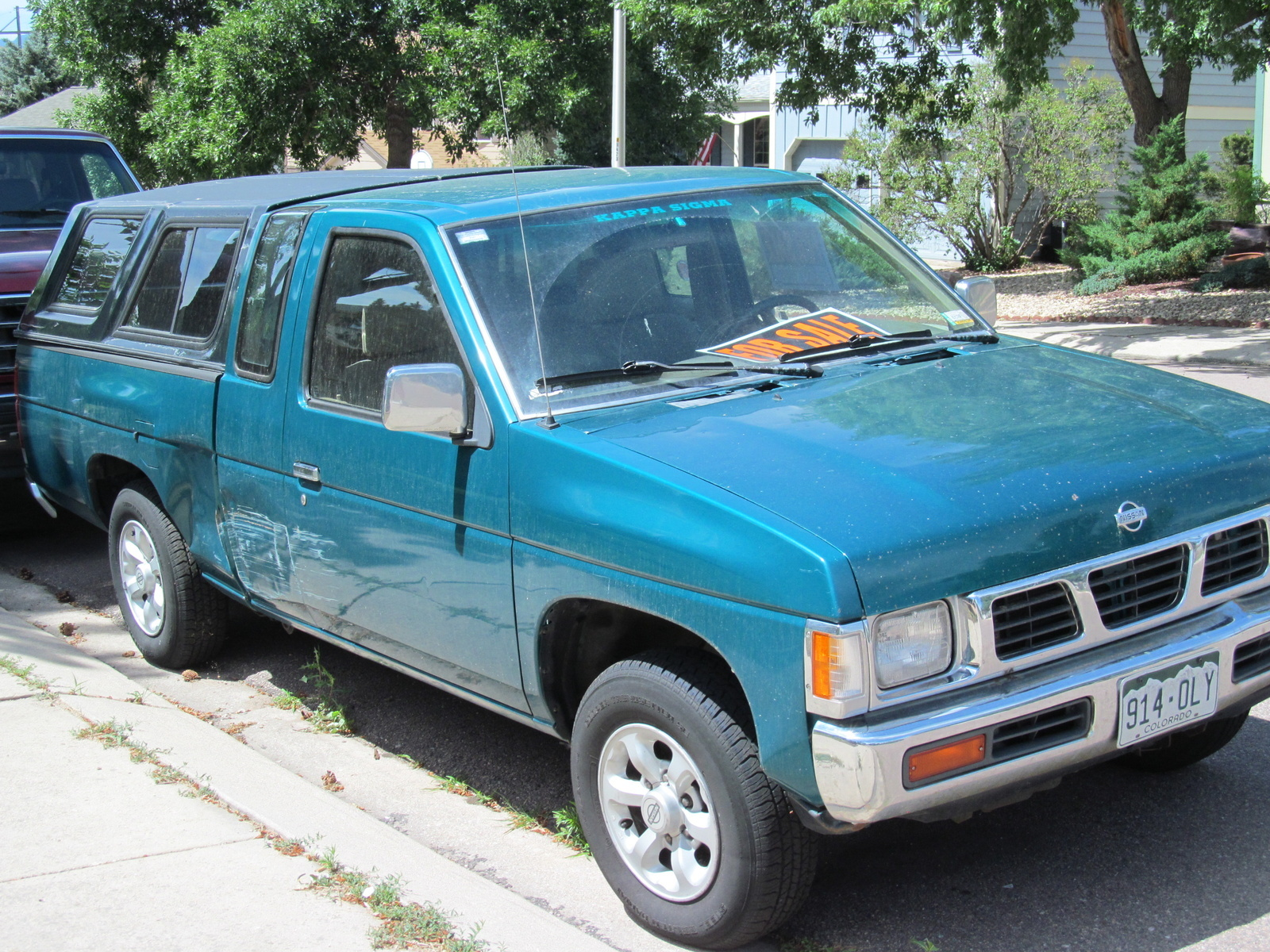information photos truck nissan pickup and zombiedrive origin