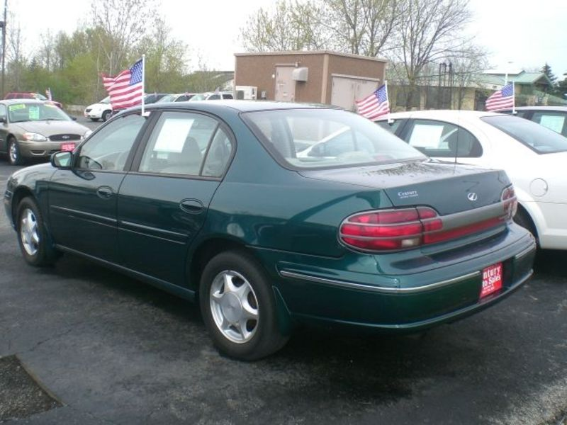 1998 Oldsmobile Cutlass #20