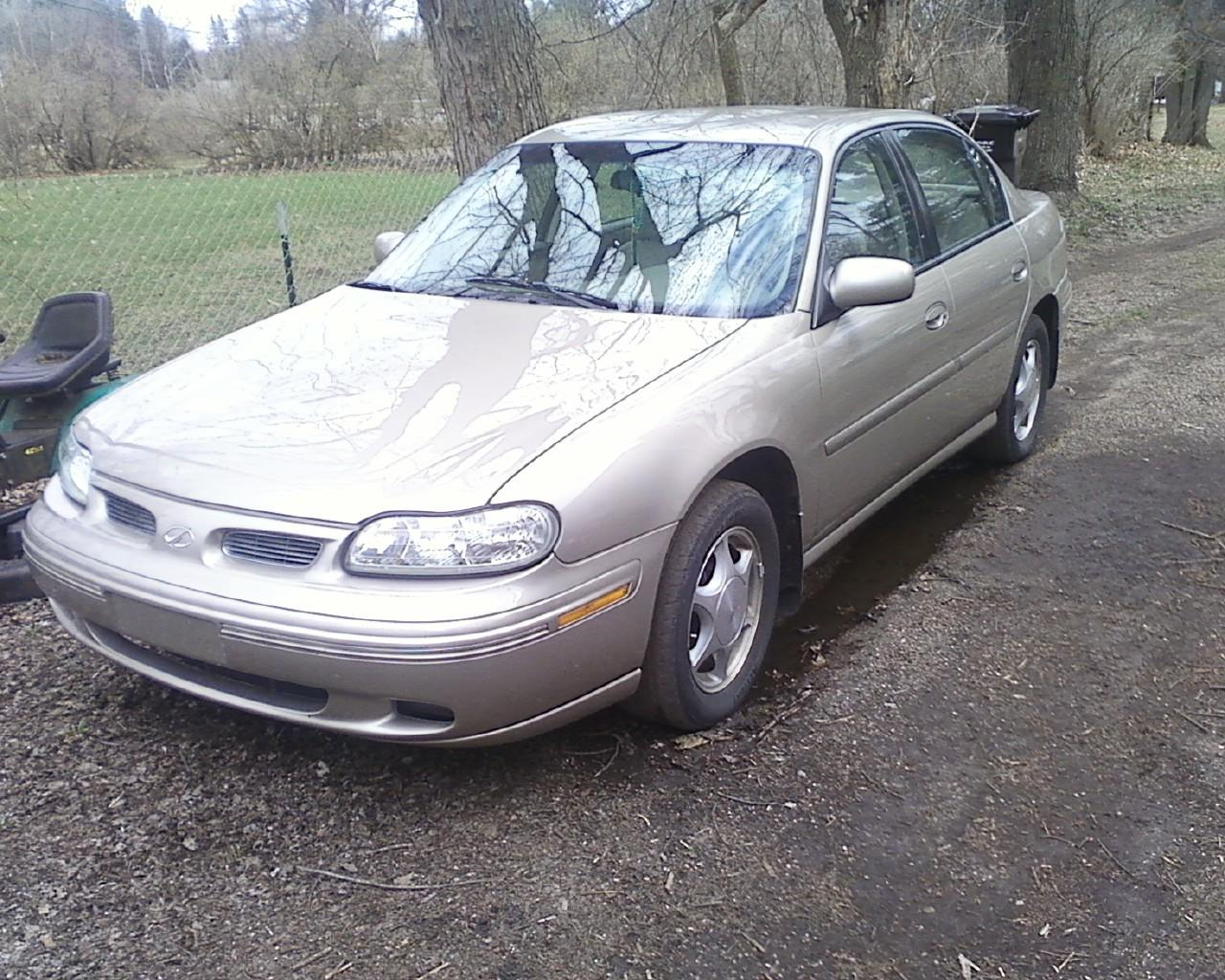 1998 Oldsmobile Cutlass #21