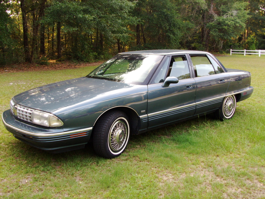 1998 Oldsmobile Regency #15