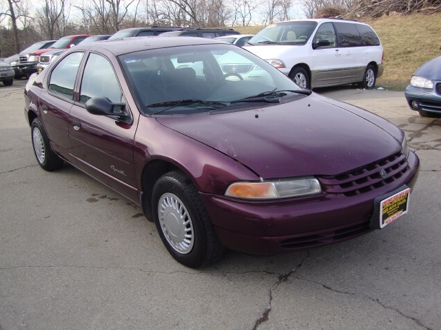 1998 Plymouth Breeze #15