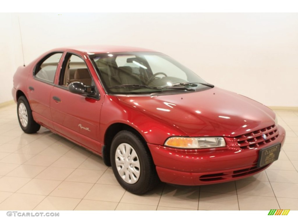 1998 Plymouth Breeze #16