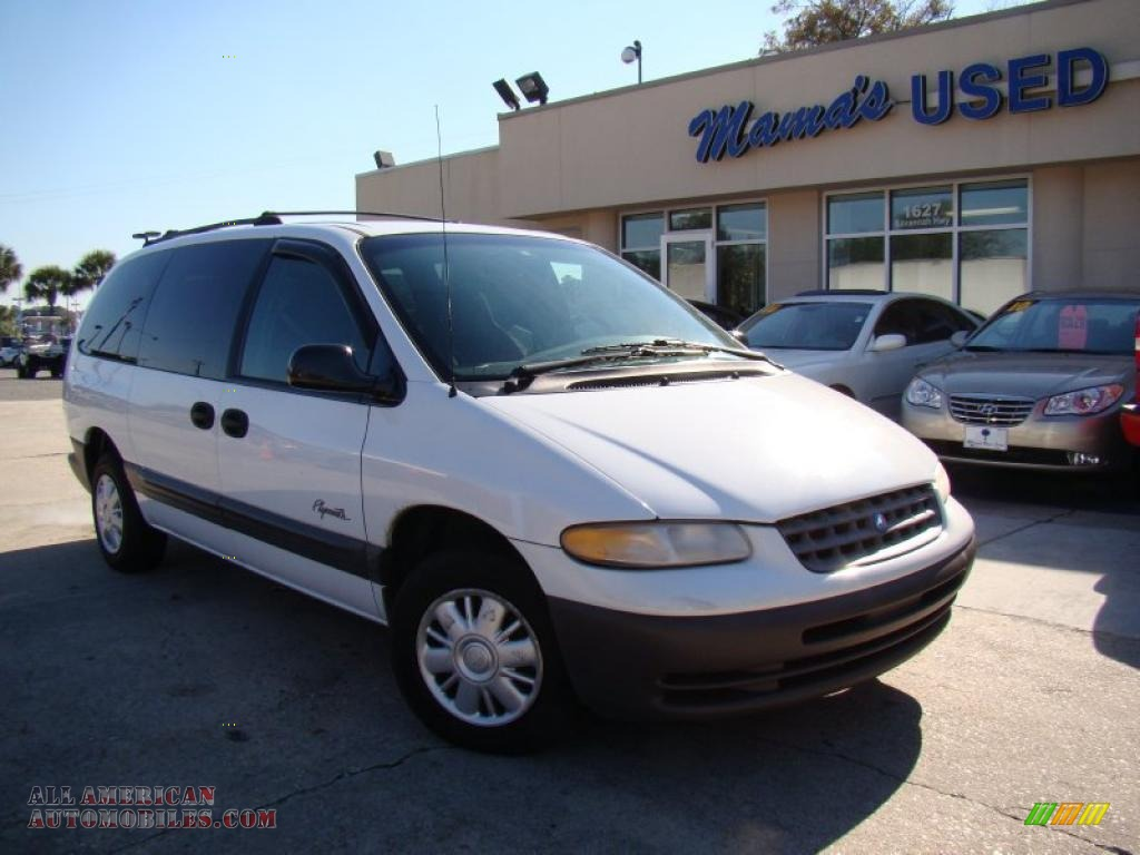 1998 Plymouth Grand Voyager #17