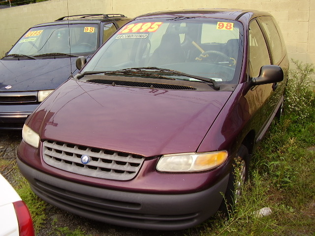 1998 Plymouth Voyager #14