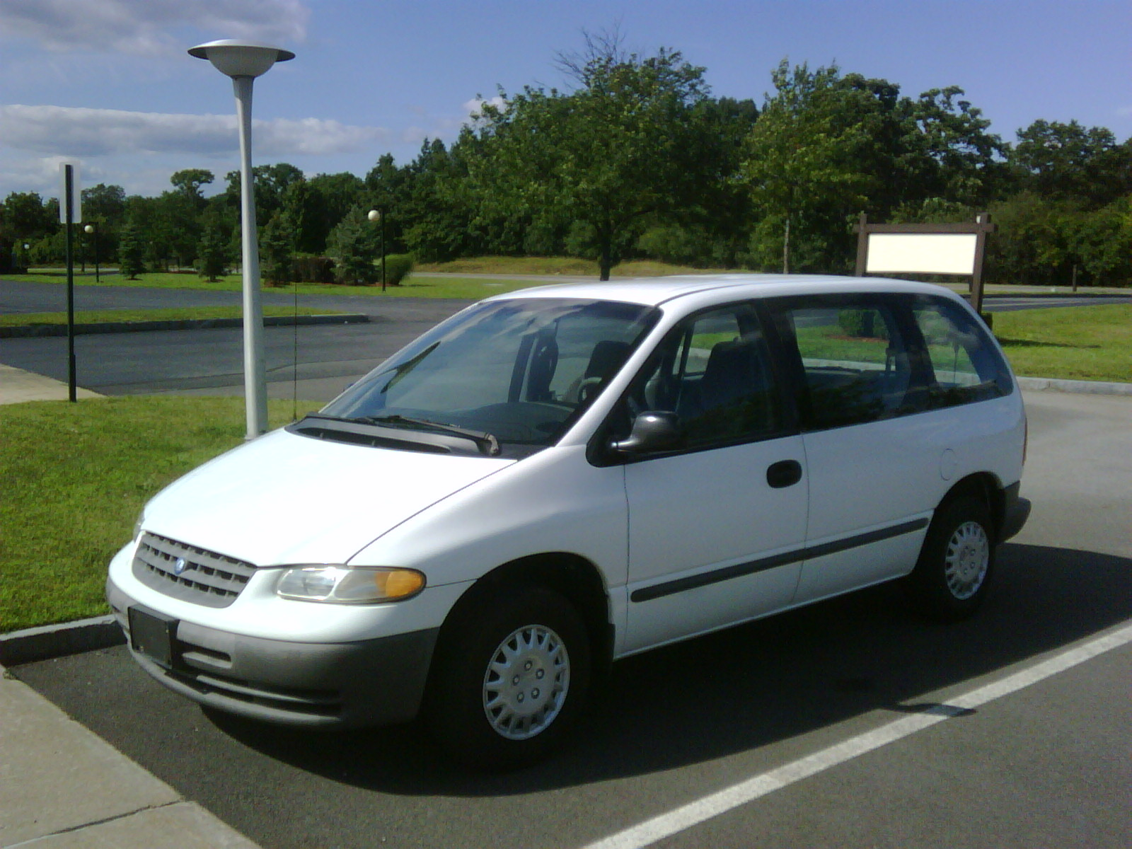 1998 Plymouth Voyager #15