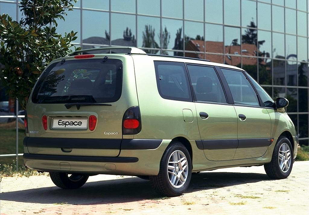 1998 renault grand espace photos informations articles. Black Bedroom Furniture Sets. Home Design Ideas