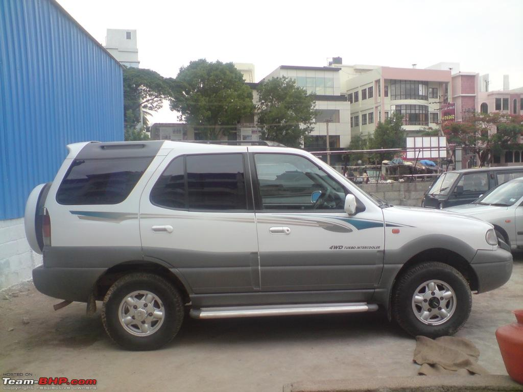 1998 Tata Safari #19