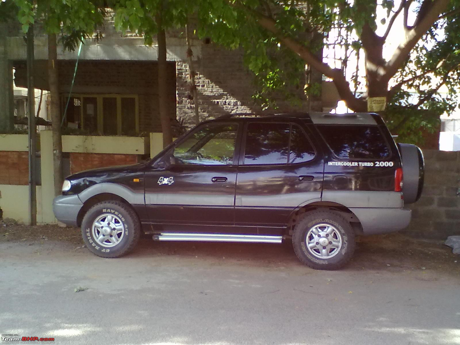 1998 Tata Safari #22