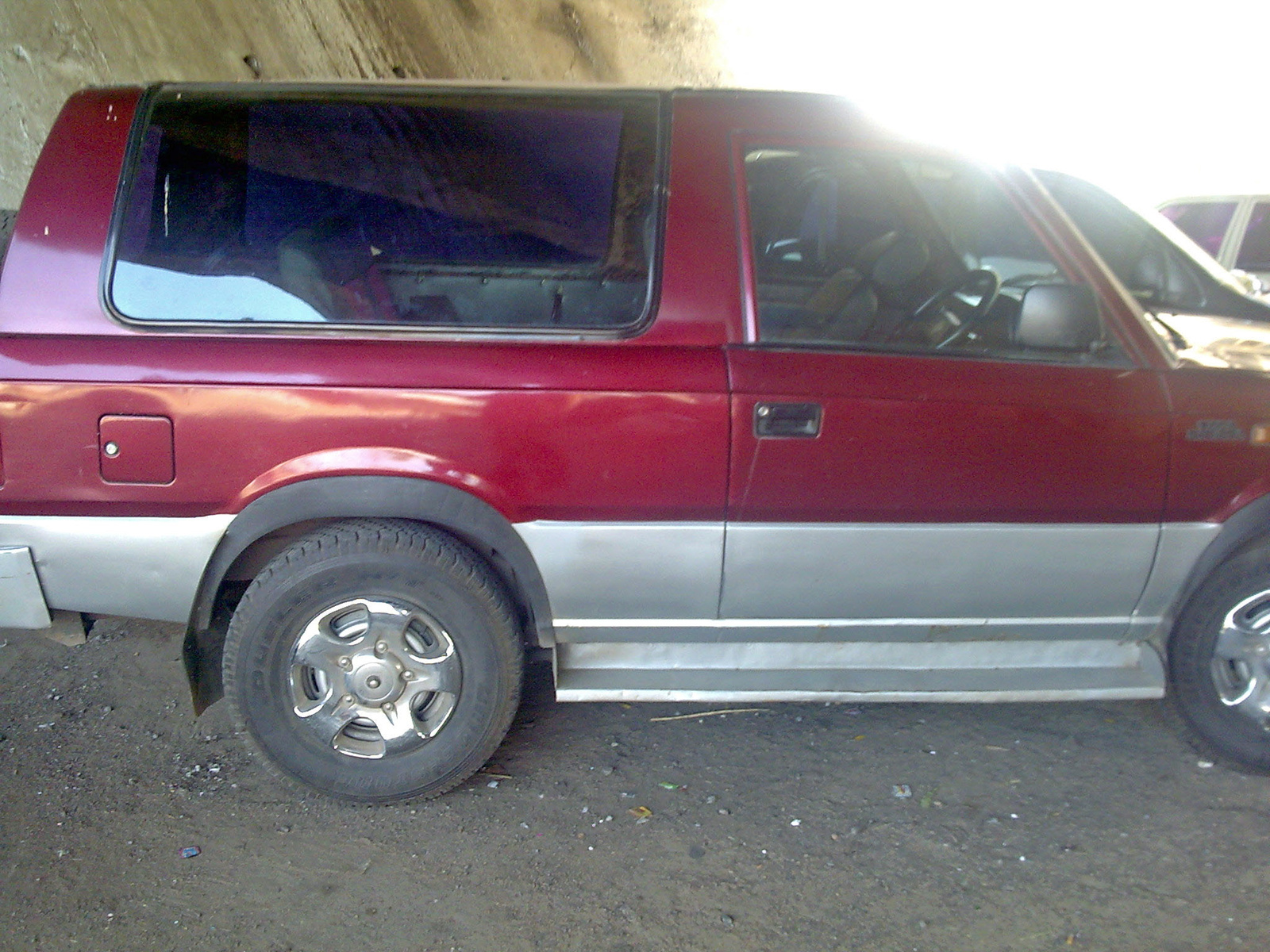1998 Tata Safari #17