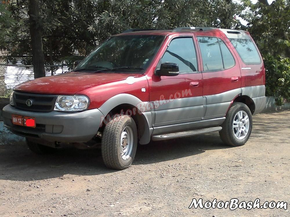 1998 Tata Safari #26