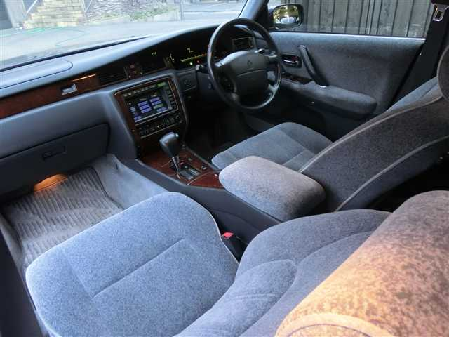 1998 Toyota Crown #17