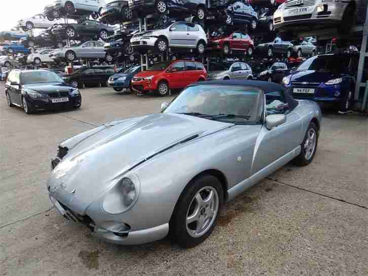 1998 TVR Griffith #17