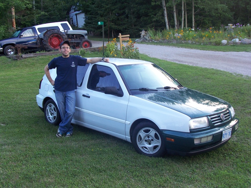 1998 Volkswagen Golf #20