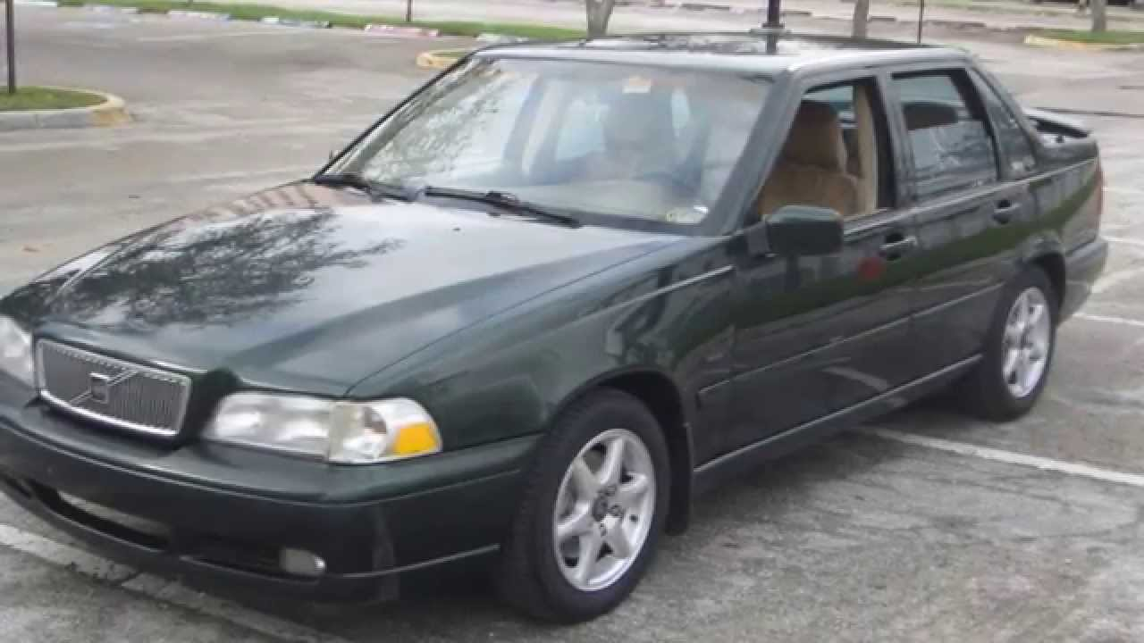 Volvo S on 1998 Volvo S70 Specifications