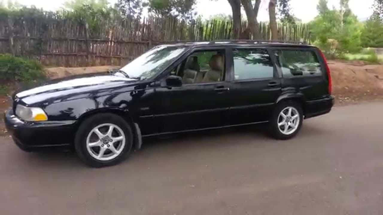 1998 Volvo V70 Photos Informations Articles 2001 Wheels 18
