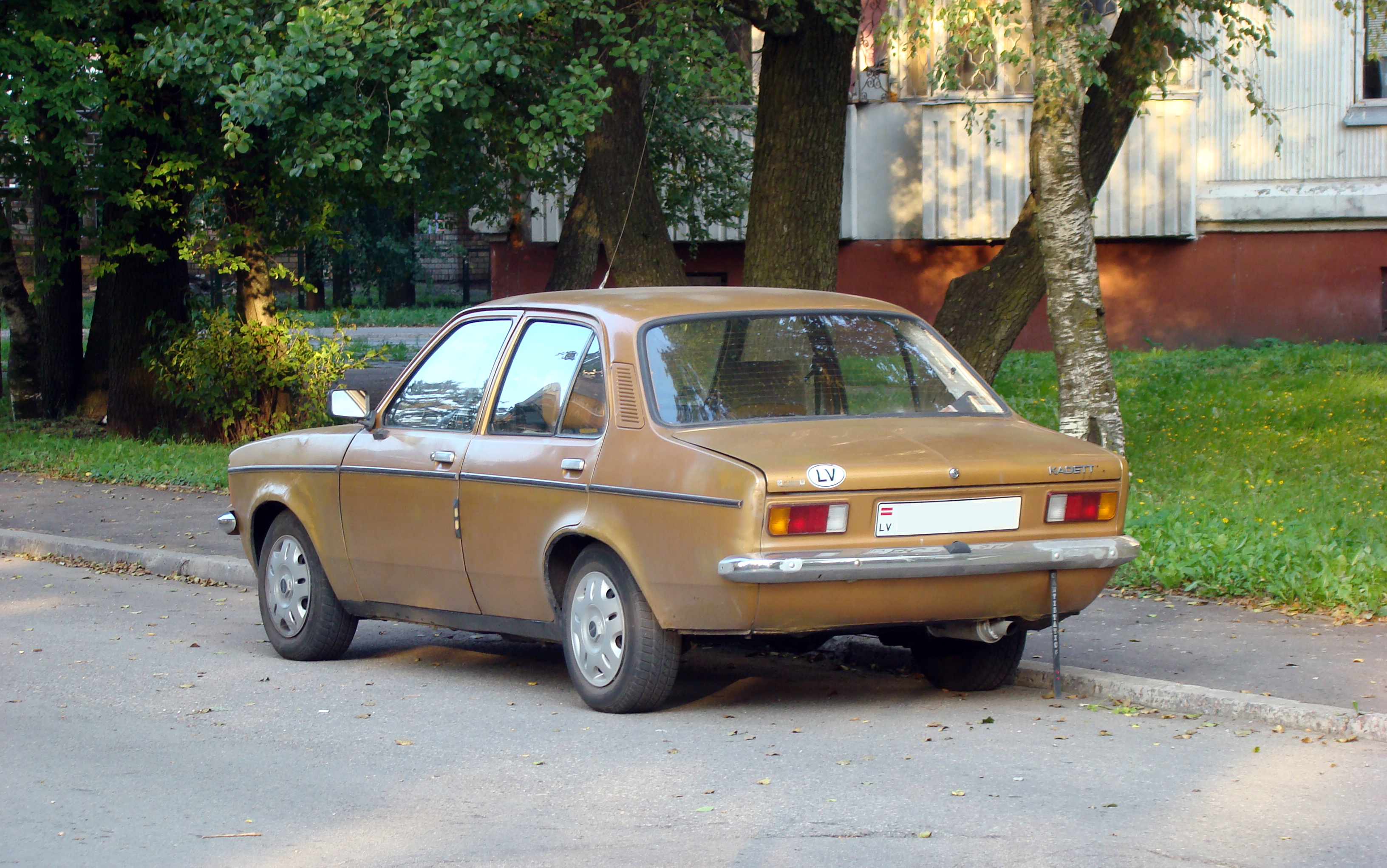 1977 opel ascona photos informations articles. Black Bedroom Furniture Sets. Home Design Ideas