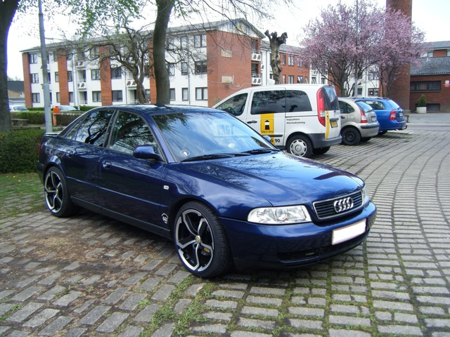 1999 Audi A4 Photos Informations Articles Bestcarmag