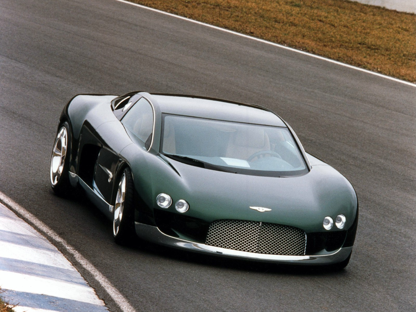 1999 Bentley Hunaudieres #15