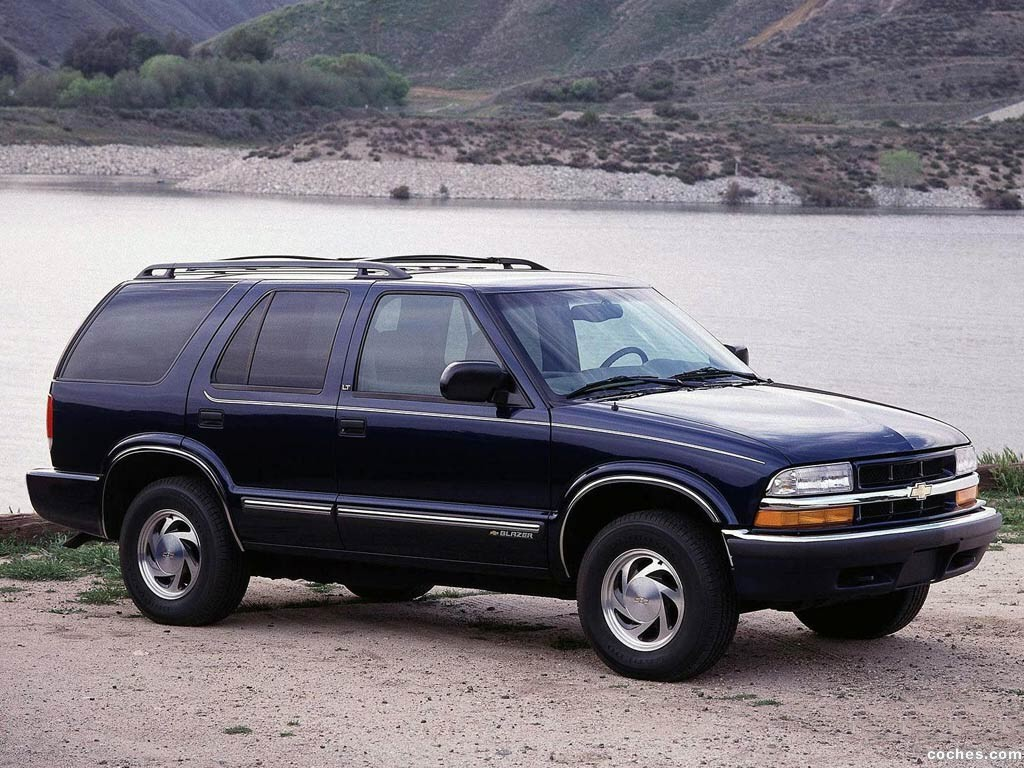 1999 Chevrolet Blazer Photos Informations Articles 2000 Engine And 4x4 Transmission Wiring Diagram Autos Post 16