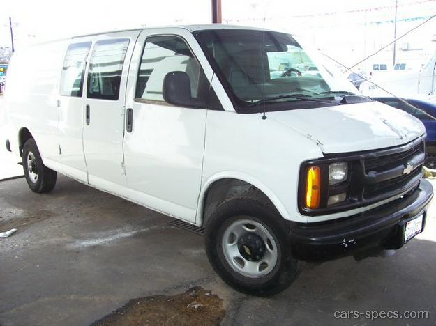 chevy express van 1999