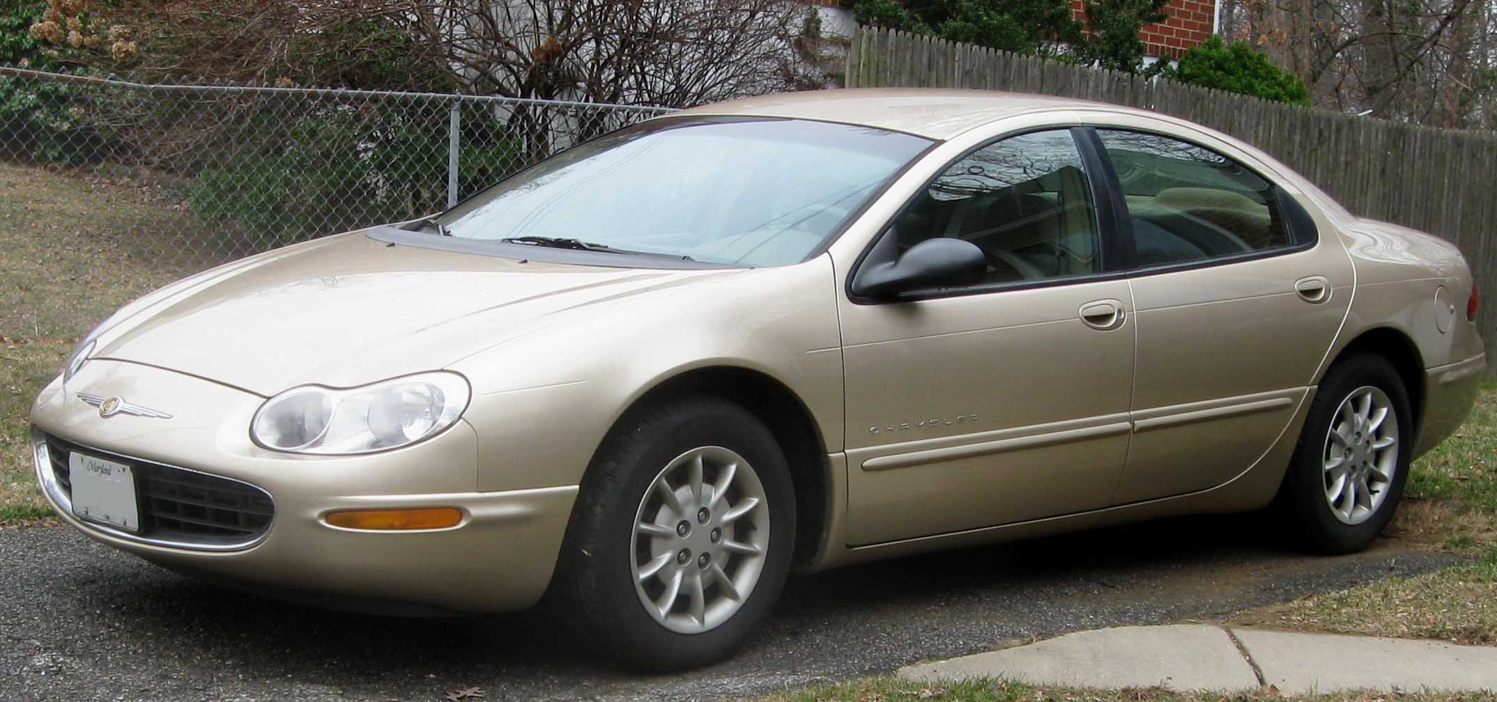 1999 Chrysler Concorde #20