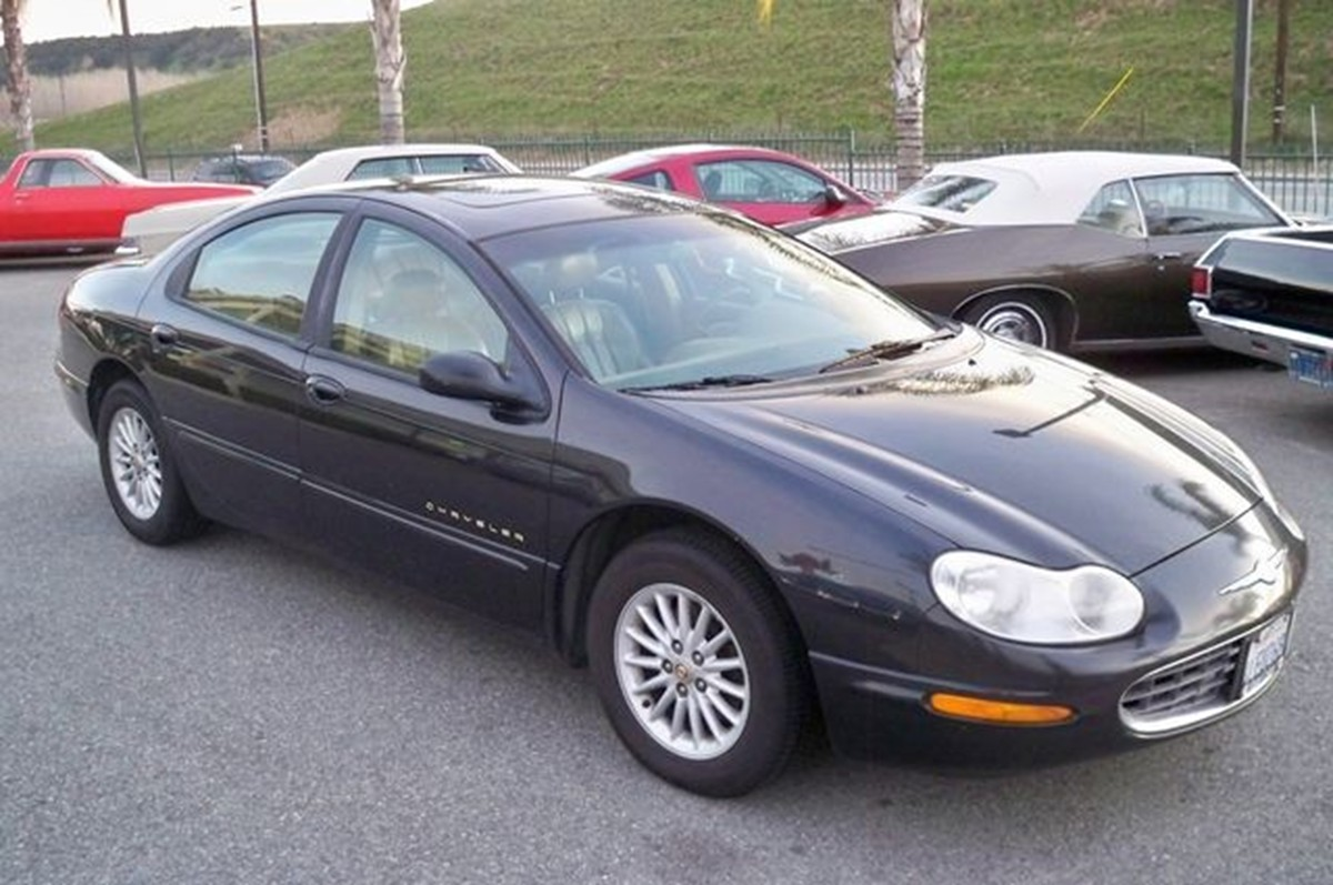 1999 Chrysler Concorde #21