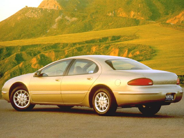 1999 Chrysler Concorde #19
