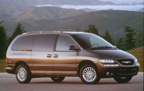 1999 Chrysler Town And Country #12