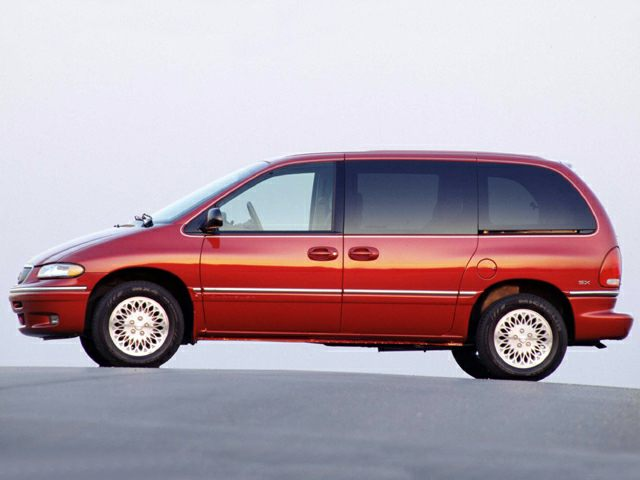 1999 Chrysler Town And Country #17