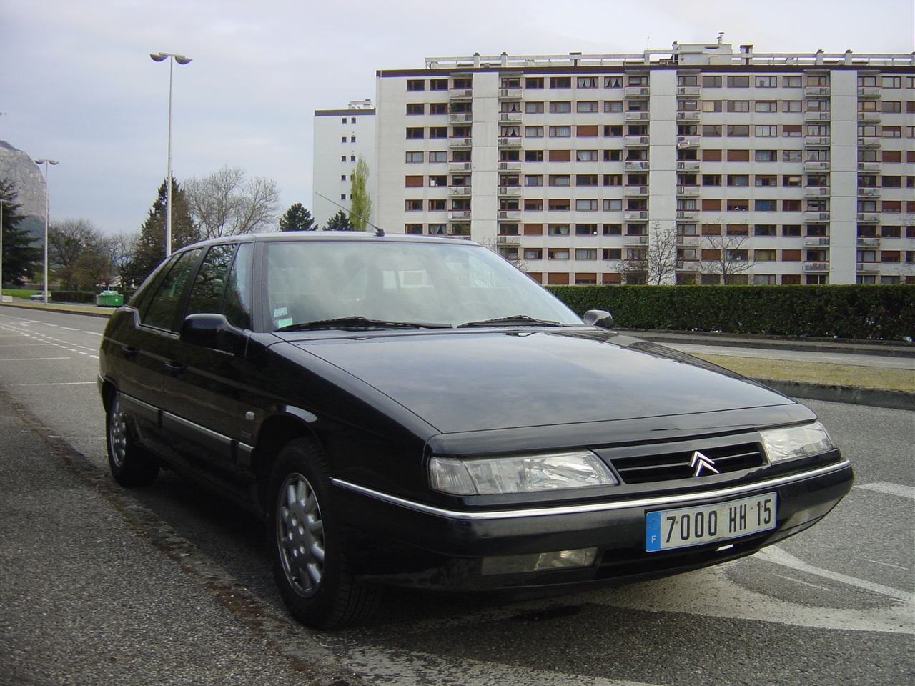 1999 citroen xm photos informations articles. Black Bedroom Furniture Sets. Home Design Ideas