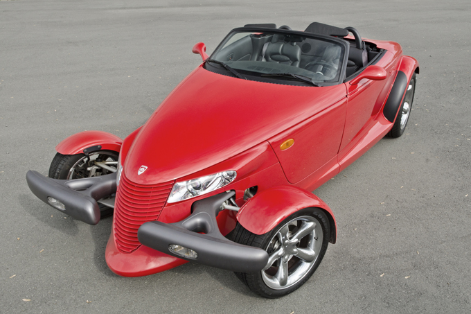 1999 Dodge Prowler #19