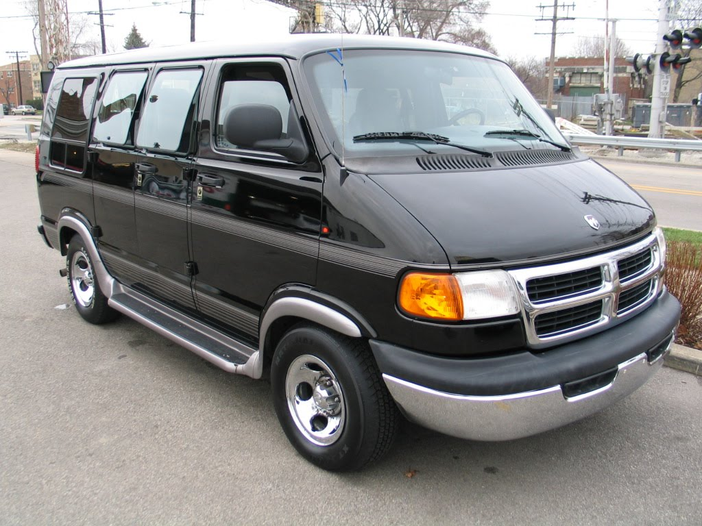 1999 dodge ram van photos informations articles. Black Bedroom Furniture Sets. Home Design Ideas