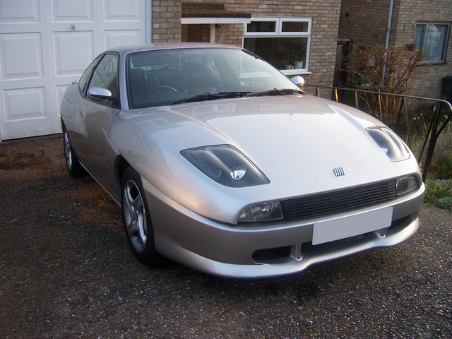 1999 Fiat Coupe #19