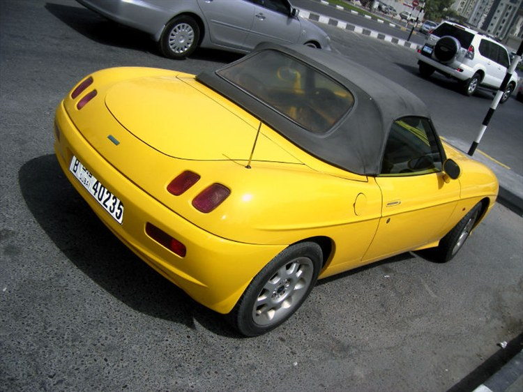 1999 Fiat Coupe #22